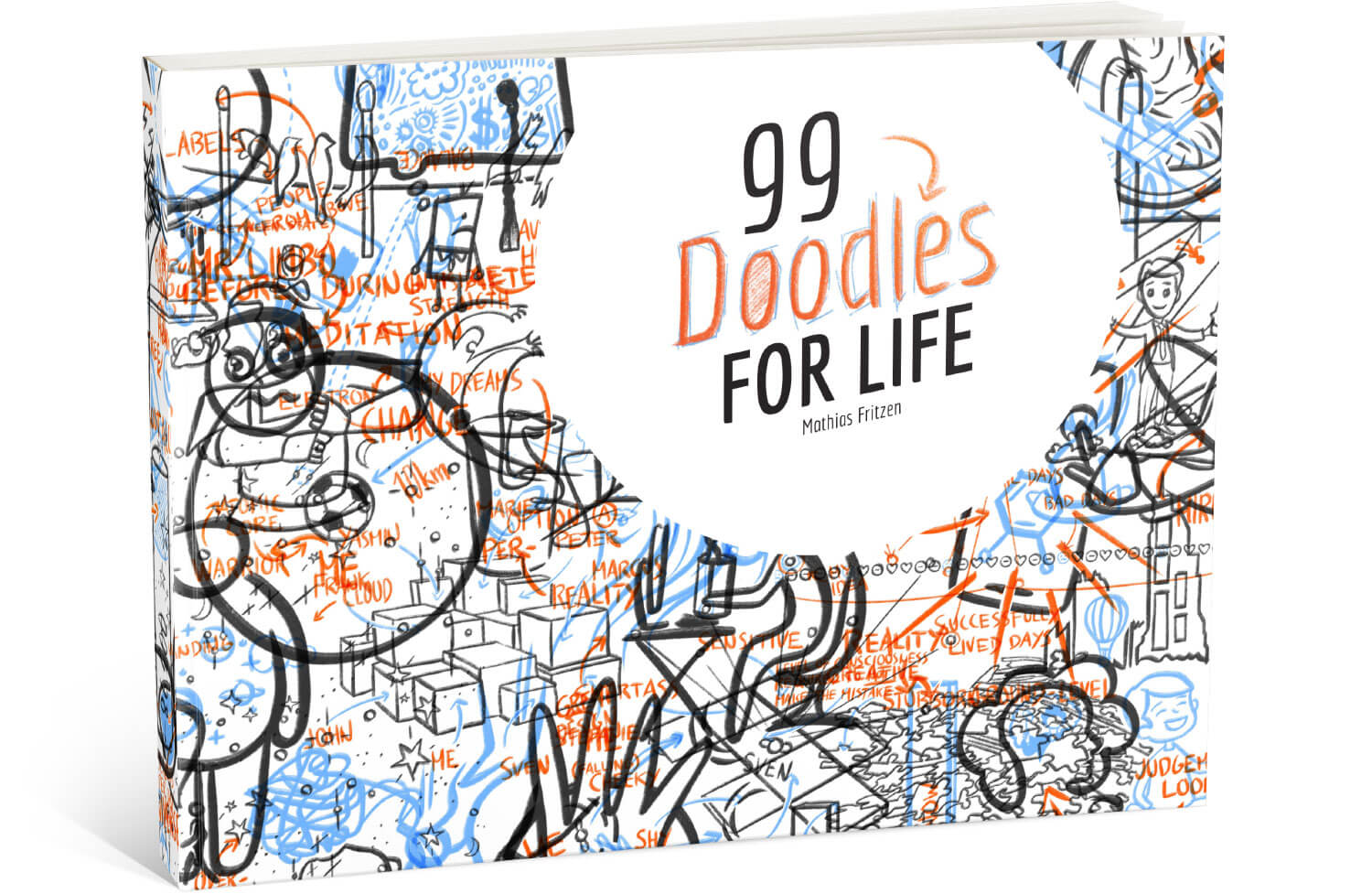 99 Doodles for Life - Mathias Fritzen
