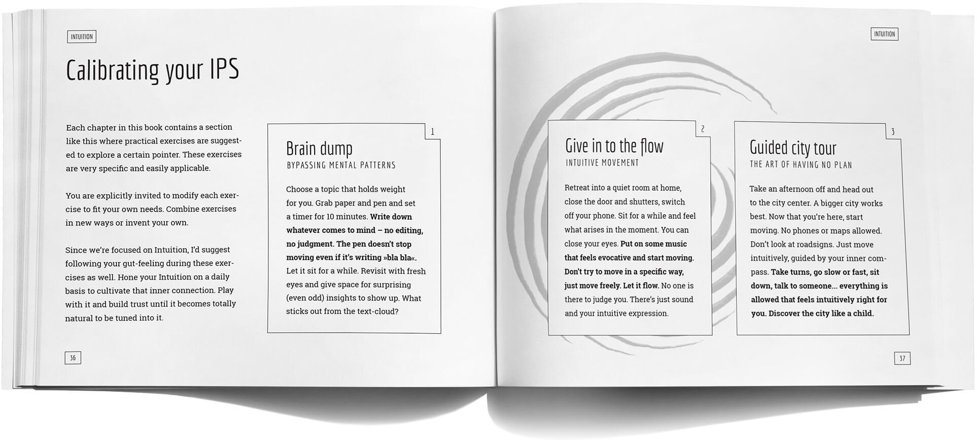 Applied Spirituality for Bullshit-Free Living Workbook - Excerpt 1 - Mathias Fritzen