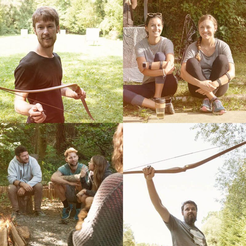 Intuitive Archery Workshop - Courses - Mathias Fritzen